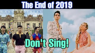 Try not to sing challenge 2019(End of 2019)