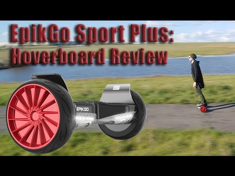 EpikGo Sport Plus review: If Ferrari ever made a hoverboard, this would be it