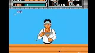NES The Karate Kid (No Deaths)