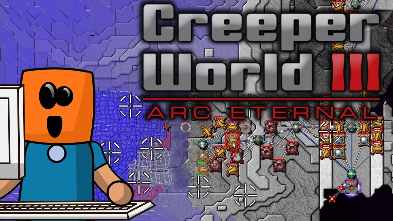 Creeper World 3, Walkthrough Let's Play