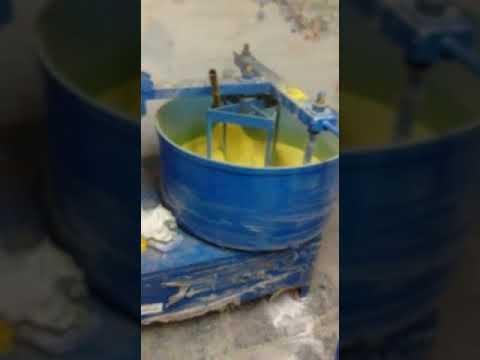 Paver Block Colour Pan Mixure