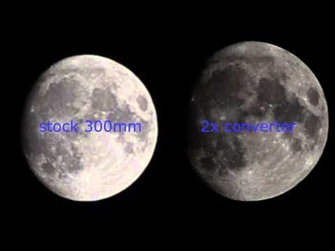 2x Teleconverter for Nikon 70-300 AF