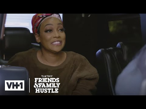 Monica Shows a Different Side of Herself | T.I. & Tiny: Friends & Family Hustle