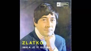 Zlatko Golubovic   Nocu Kada Spavam   (Audio 1968) HD