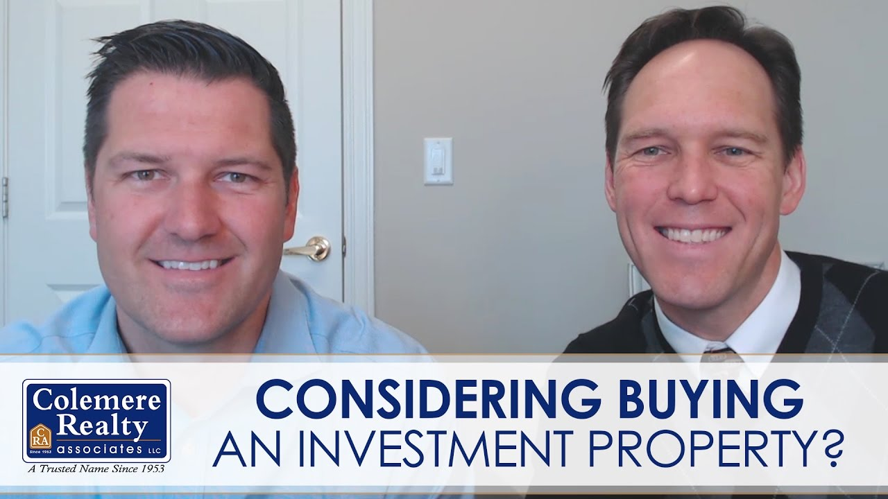Considering an Investment Property: Part 1