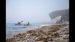 Sea Kayaking and Stand Up Paddling Côte-Nord, Québec