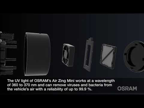 OSRAM's AirZing Mini