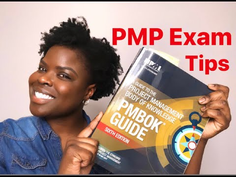 How to Pass the PMP Exam + Self Study Tips - YouTube