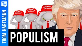 Populism: How Mass Movements Degenerate