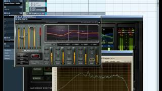 HOW TO MASTERING ROCK / METAL DRUMS : LOUDNESS AND EXCITER FOR MIX
