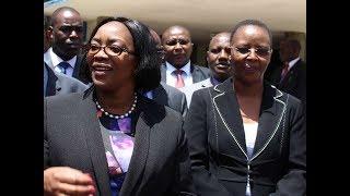 Rift Valley MPs kick off process to impeach CS Sicily Kariuki