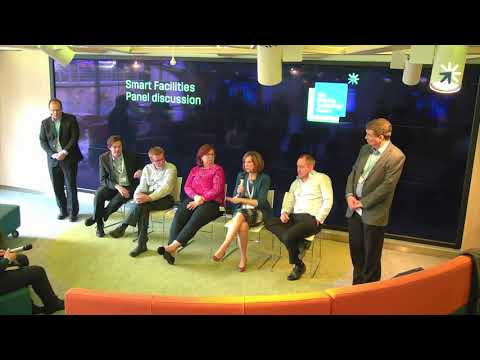 Smart Facilities: Panel discussion
