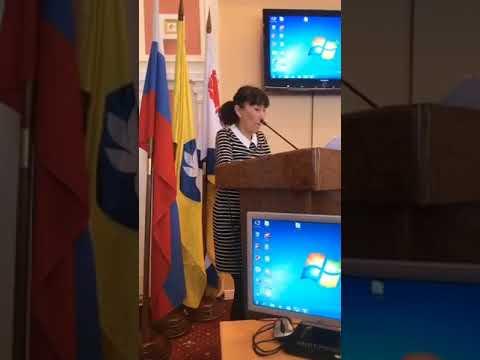 Программа кандидата на замещение должности Главы Администрации города Эрдниевой В.В. (ТИНАТИН)