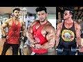 Bollywood Actor Sahil Khan Body Workout Videos 2017