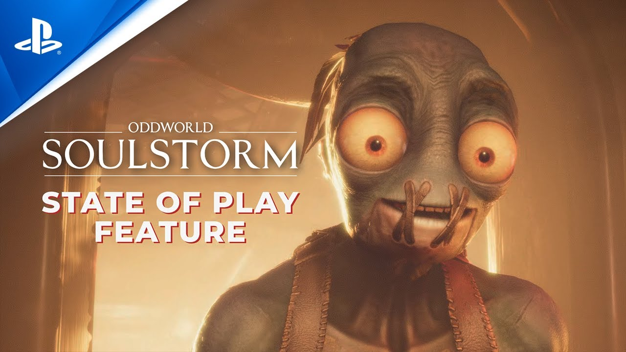 Oddworld: Soulstorm chega para PS4 e PS5 no dia 6 de abril –  PlayStation.Blog BR