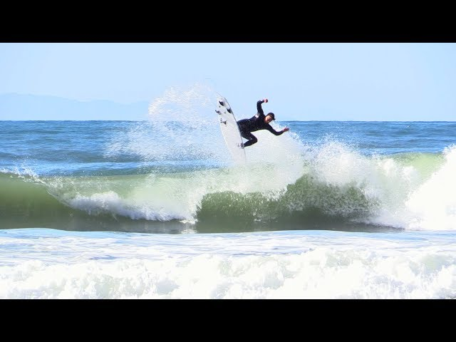 The Bump Surfing Raw | VC, CA