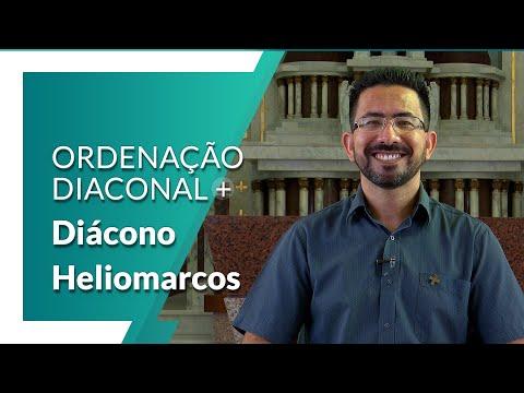 Heliomarcos Costa Ferraz –  Últimas Ordenações - 14 de Agosto – Santuário de São José – Belo Horizonte (MG)