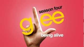Being Alive - Glee Cast [HD FULL STUDIO]