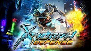 X-Morph: Defense - Go Go Tower Rangers