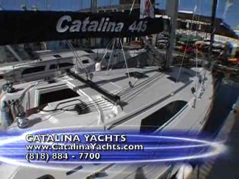 Catalina 445 video