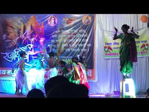 कु-या चालल्या रानात - ऋषी राजू गायकवाड आणि बालमित्र