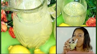 MILLIONS DON'T KNOW THIS SECRET! ADD THIS TO LEMON WATER FOR 2X MORE WEIGHT LOSS |Khichi Beauty