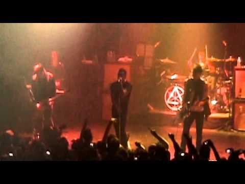 Dead By Sunrise - Too Late (New York, The Gramercy Theatre 2009)
