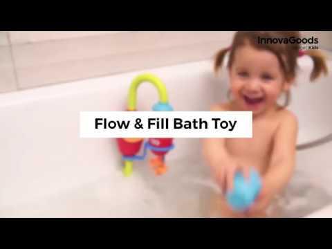 Igrača za kad Flow and Fill Bath