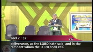 Download Video Pastor WF. Kumuyi -Restoring the fallen foundation of the Righteous-  April 2013 MP3 3GP MP4