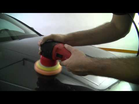 Manual de Car Care - Pulido con orbital (www.maesaldetailer.es)