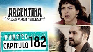 """Avance emitido el martes 26 de noviembre de 2019 en eltrece, correspondiente al capítulo 182 de """"Argentina, tierra de amor y venganza""""."""