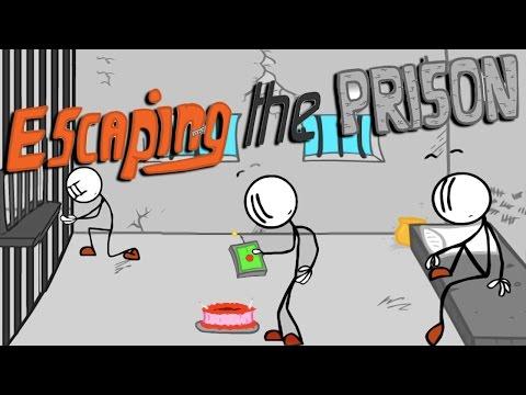 PRISON BREAK!   Escaping The Prison