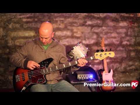 Review Demo – Fender American Standard Jaguar Bass