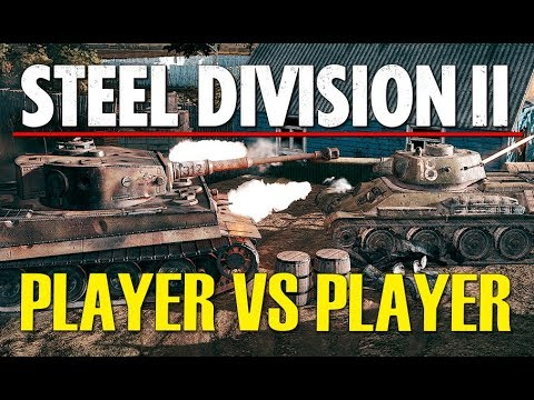 Live Sd Sunday Steel Division 2 Beta With Vulcanhdgaming