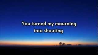 Chris Tomlin - You Lifted Me Out - Instrumental with lyrics