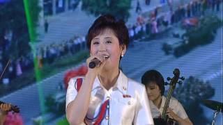 Moranbong Band - Train to the front line (전선행렬차)