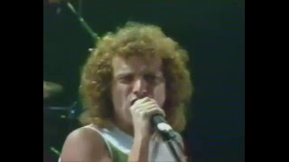 Foreigner w/ Lou Gramm Long Long Way from Home live 1977 to 1995