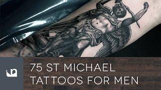75 Saint Micheal Tattoos For Men