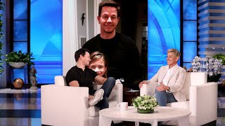 Mark Wahlberg's Daughter Refused To Dance With Him