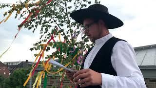 Richtfest-Anbau Kita Purzelbau in Raesfeld