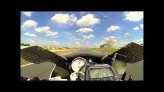 Vidéo Trackdays.be - Circuit de Clastres - S1000RR par trackdays.be