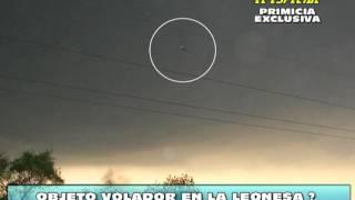 preview picture of video 'OVNI en La Leonesa? LUIS BATALLA TV.'