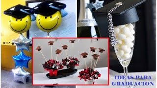 The Best Grad Party Ideas