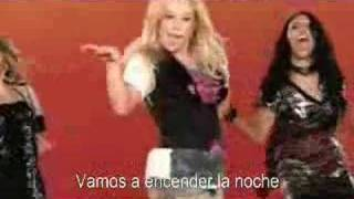 Fuego (Spanish Version Sing-Along) - Cheetah Girls