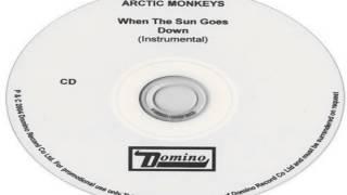 Arctic Monkeys - When the Sun Goes Down (Instrumental)