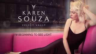I´m Beginning To See The Light - Frank Sinatra´s song - Karen Souza - Velvet Vault - Her New Album