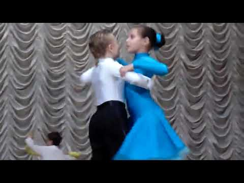 Сергей Пархоменко и Анастасия Максимова