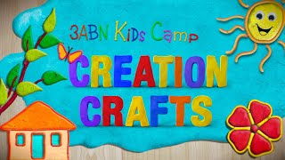 """01 - """"Rooted In Jesus"""" - 3ABN Kids Camp Creation Crafts"""