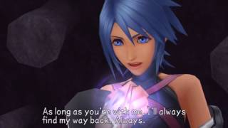 Kingdom Hearts Birth by Sleep Final Mix  Secret Ending A Fragmentary Passage