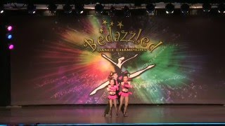 Sydney So Age 8 - Jazz Trio (Junior) - Chain Of Fools - Dance Competition 2016